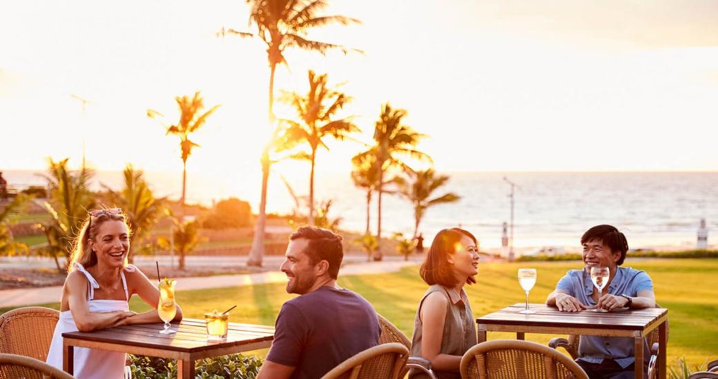 Sunset Bar & Grill - Cable Beach Resort & Spa