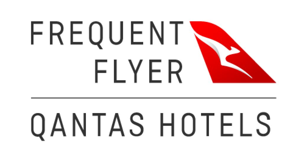 Qantas Hotels and Qantas Frequent Flyer Logos