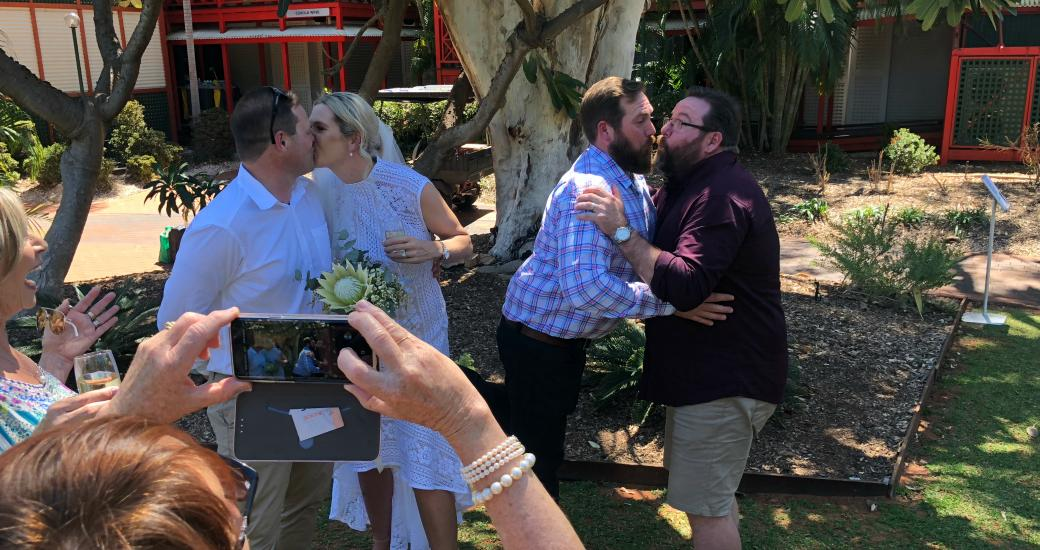 Broome Time Behind the Scenes with Shane Jacobson