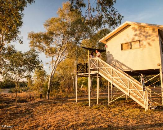 Fitzroy River Lodge - AAT Kings