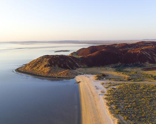 Hearson Cove, The Pilbara