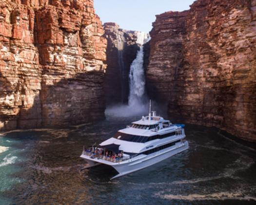 King George Falls, Kimberley Expeditions