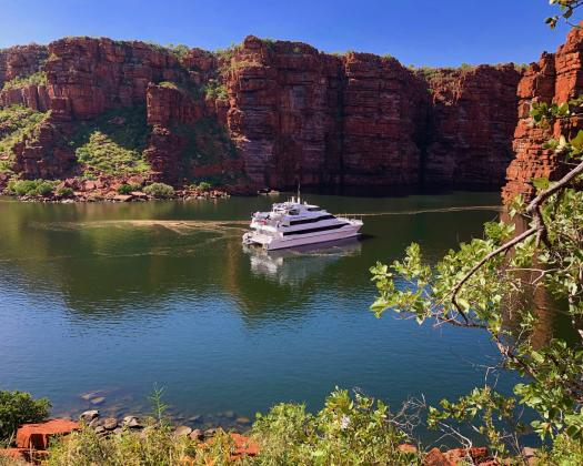 Reef Prince at King George Kimberley Cruise - Best Of the Kimberley