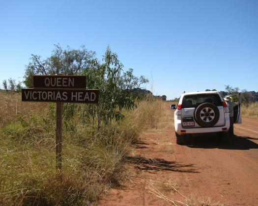 The Gibb River Road near King Leopold Ranges - Best Of The Kimberley