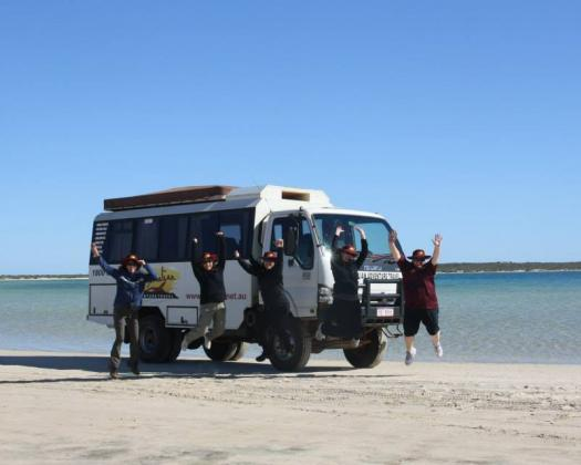 Australian Adventure Travel - 4WD Tour