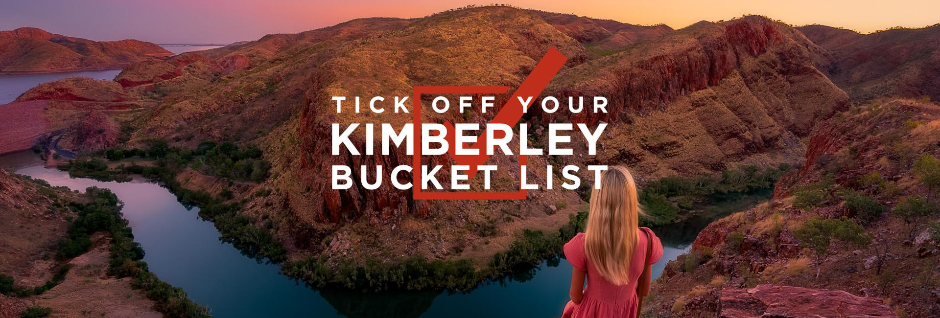 Tick off your Kimberley Bucket List - Ord Gorge Kununurra