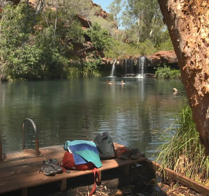 Lestok Tours, Karijini National Park