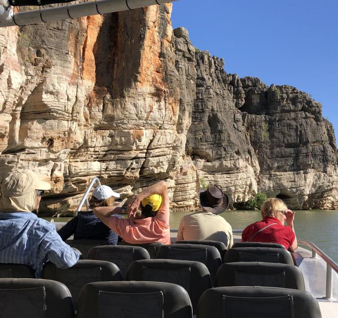 Danggu Geikie Gorge Guided Tour - Best Of The Kimberley