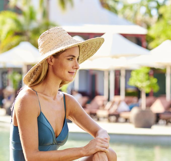 Poolside at Cable Beach Club Resort & Spa