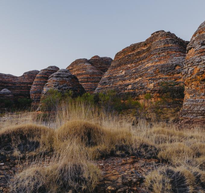 Bungle Bungle Range in Purnululu National Park. Image: Kimberley Experiences