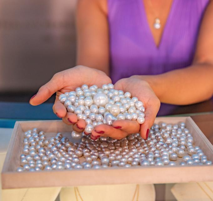 Broome Pearls at Cygnet Bay. Image: Australia's North West