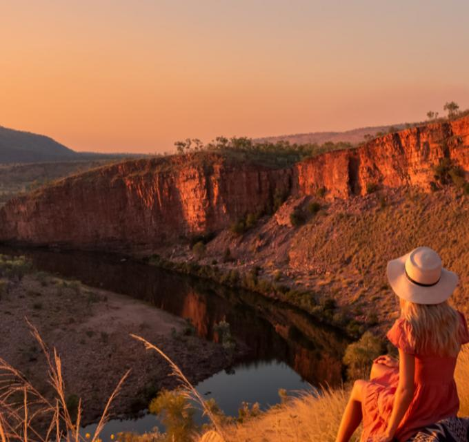Views at El Questro on the Gibb River Road. Image: CJ Maddock